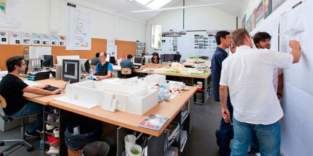 Herzog & de Meuron buscan completar su equipo en San Francisco con arquitectos experimentados en infraestructuras sanitarias