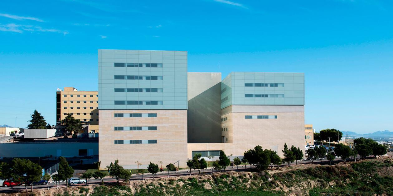 Hospital Materno-Infantil de Torrecárdenas en Almería
