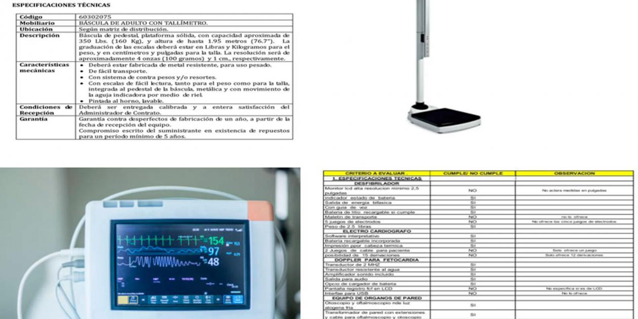 Una metodología de redacción de especificaciones técnicas de equipo biomédico