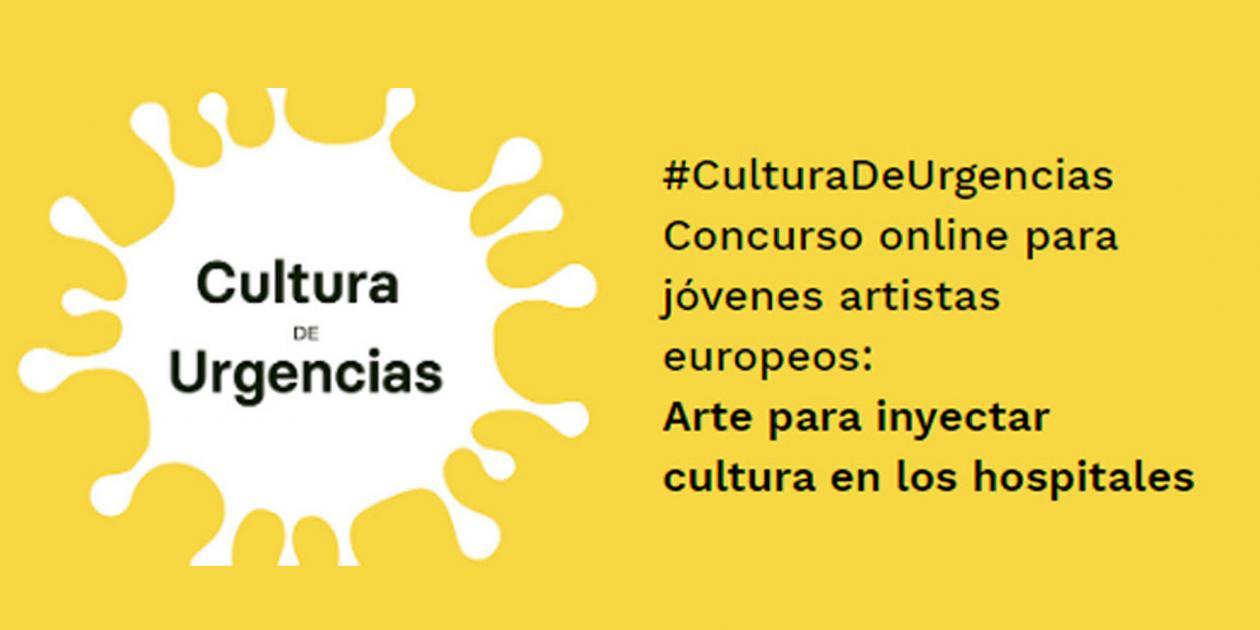 Concurso online #CulturaDeUrgencias