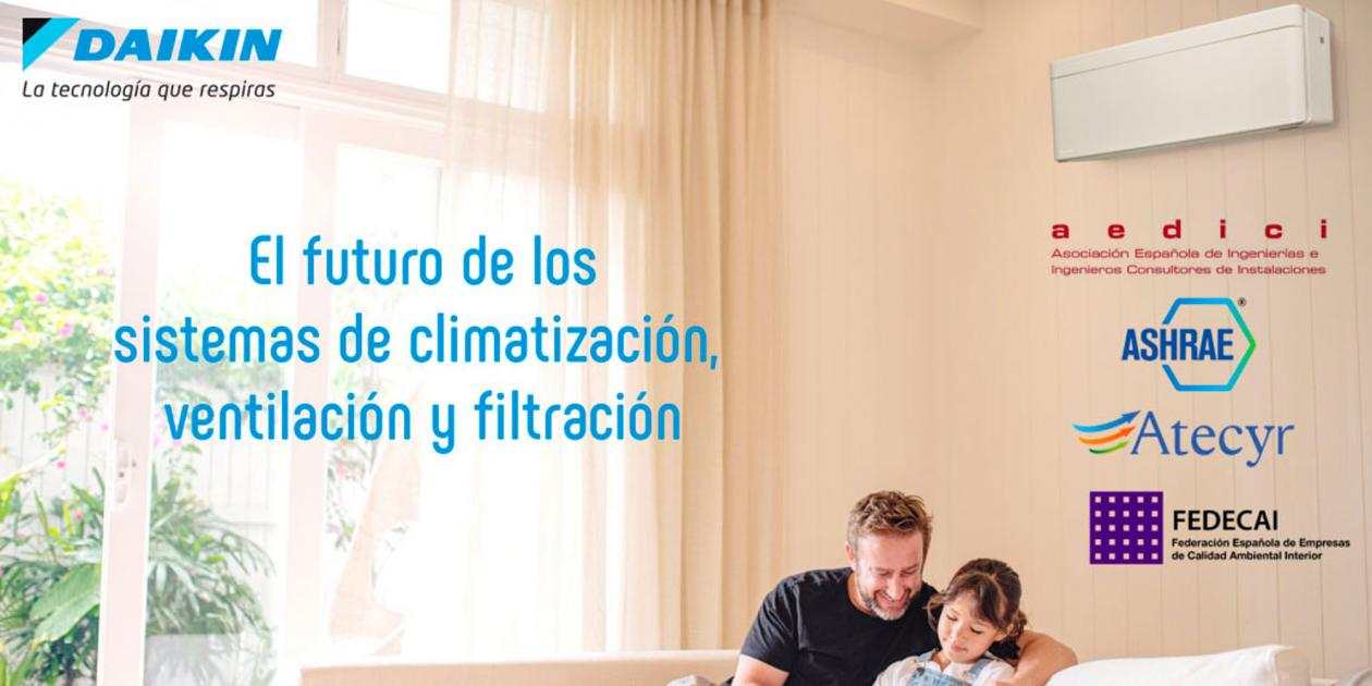 El futuro de los sistemas de climatización, ventilación y filtración