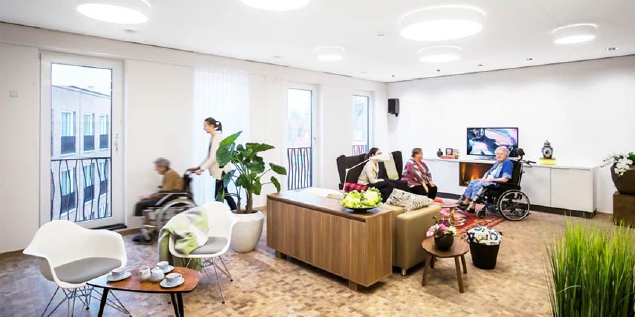 Demencia y ruido: Caso de estudio en Århus