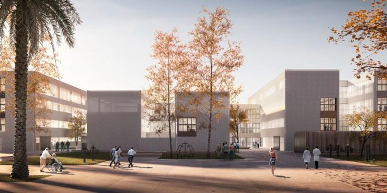 La Conselleria ha adjudicado las obras del centro integral de Salud Roís de Corella