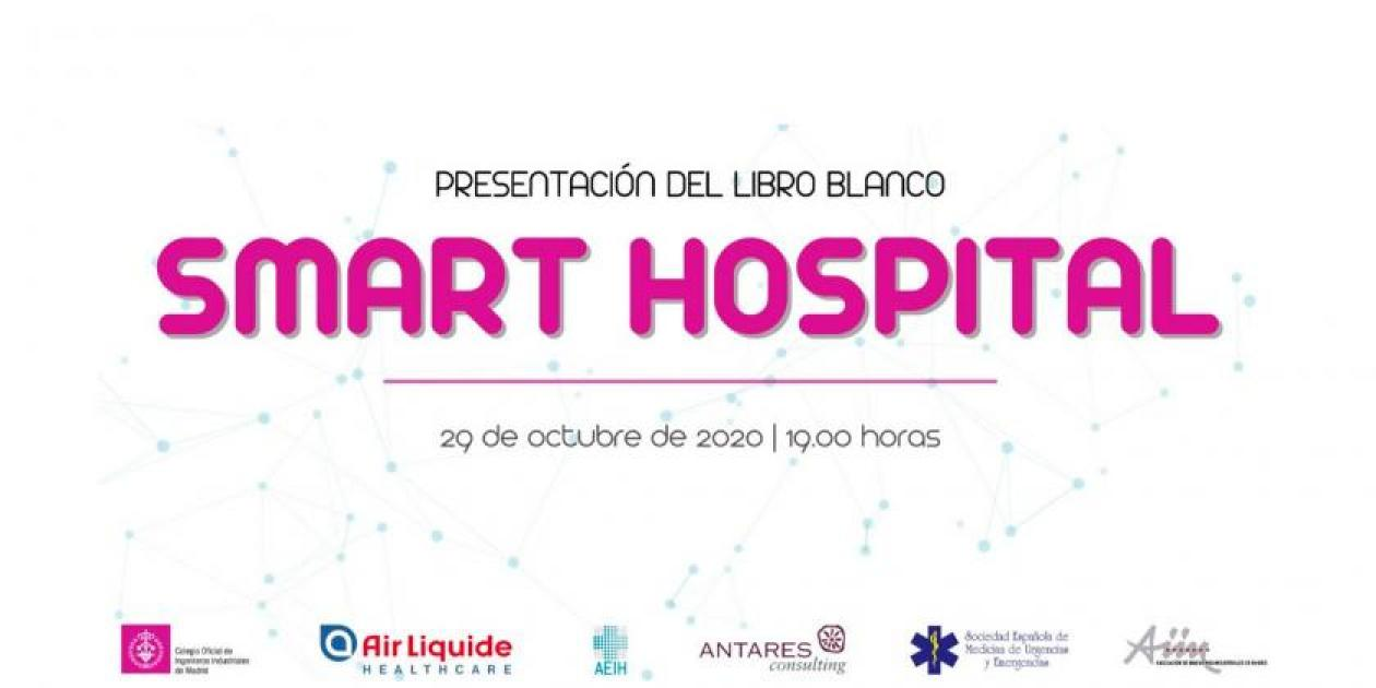 El COIIM publica una guía para afrontar los retos del hospital del futuro en su transición al Smart Hospital