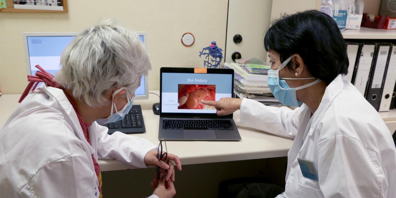 Inteligencia artificial para detectar si un hígado es útil para trasplantar