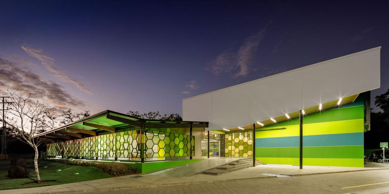 Sede de la Agencia Costarricense de Investigaciones Biomédicas