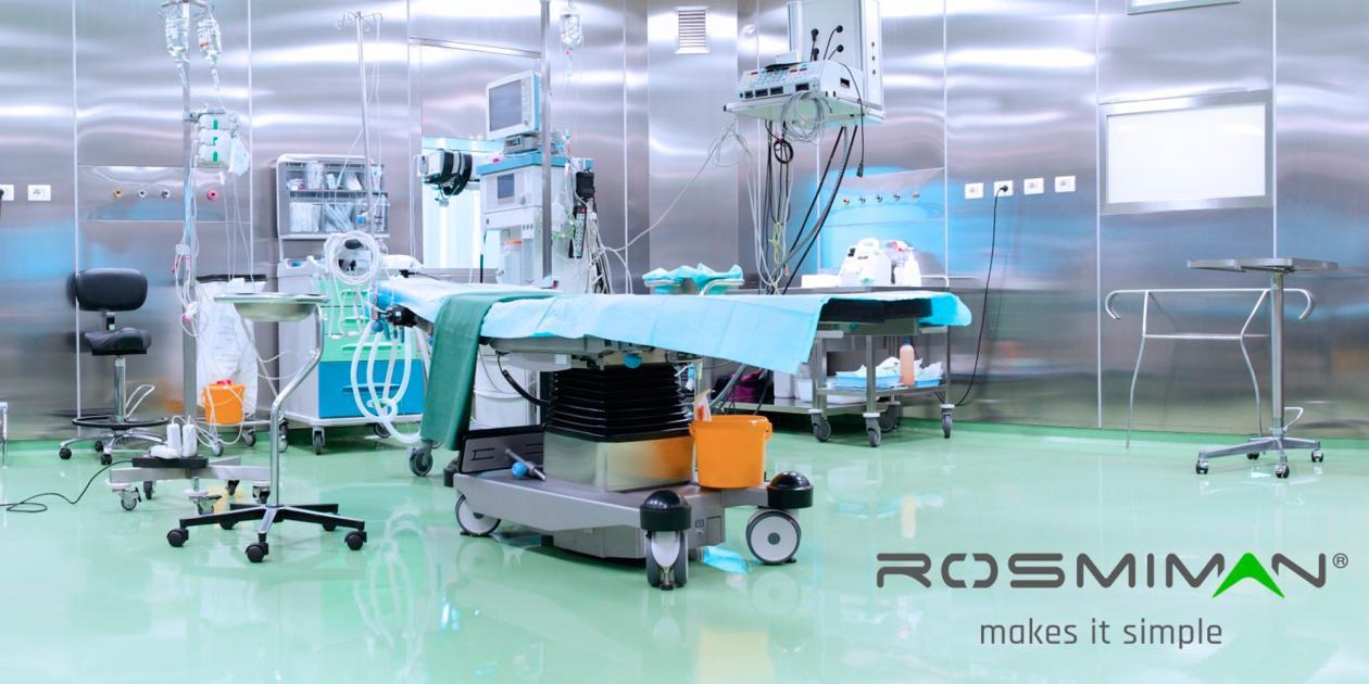 Soluciones tecnológicas avanzadas para la gestión de infraestructuras y equipamientos médicos