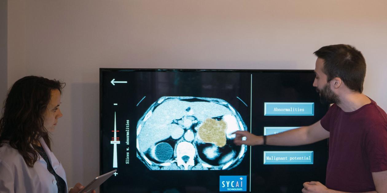 La inteligencia artificial en el diagnóstico de enfermedades