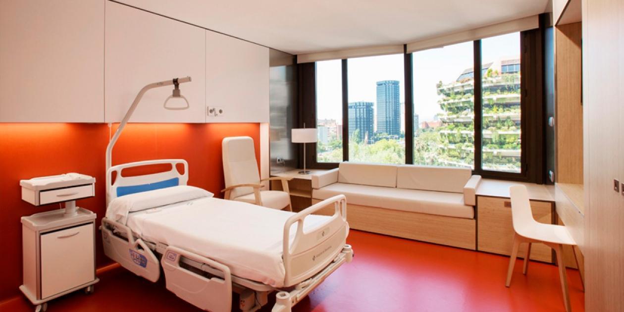 Dimensiones del confort en espacios hospitalarios