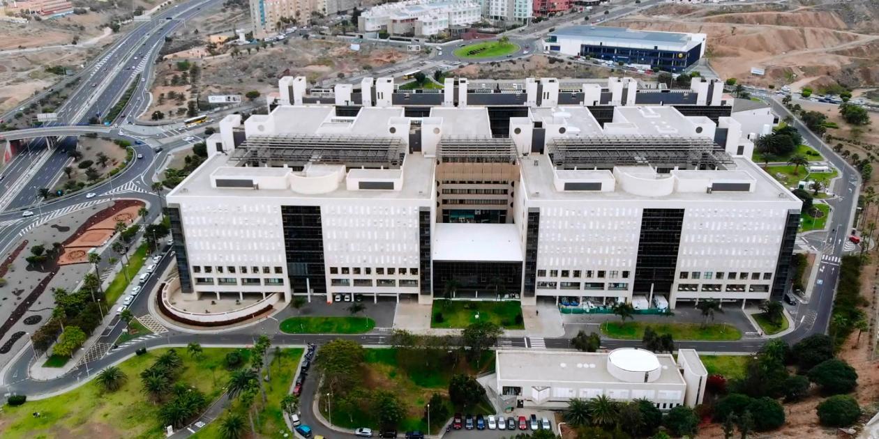 La experiencia de la eficiencia energética en el Hospital Universitario de Gran Canaria Dr. Negrín