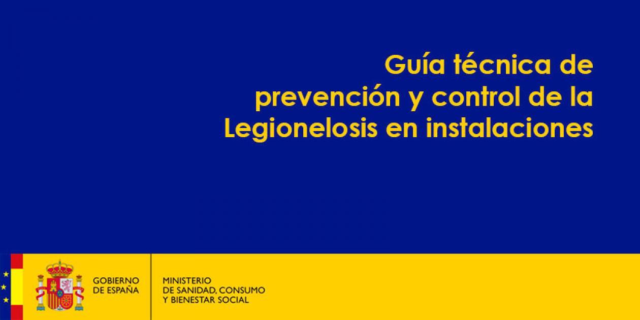Guia Prevención y Control de la Legionelosis en instalaciones