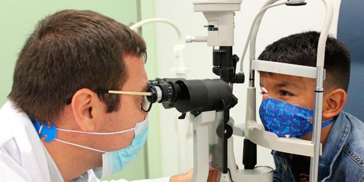 Virus oncolítico pionero en el mundo permite que un niño supere un cáncer de retina
