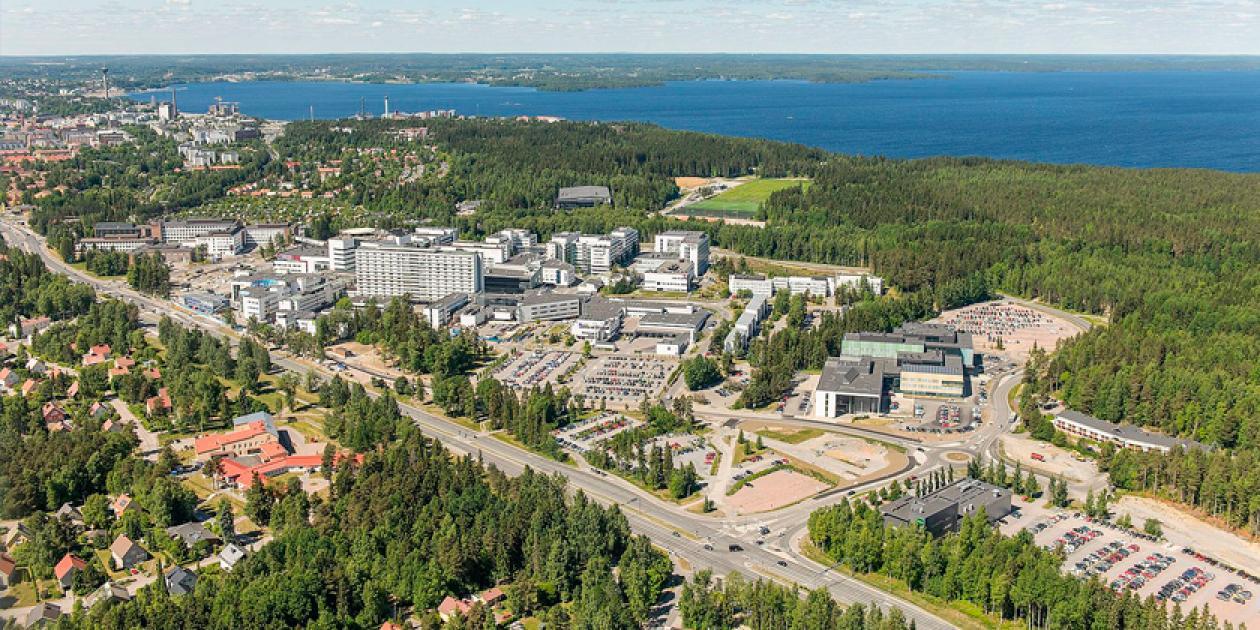 C.F. Møller Architects gana un importante proyecto hospitalario en Finlandia