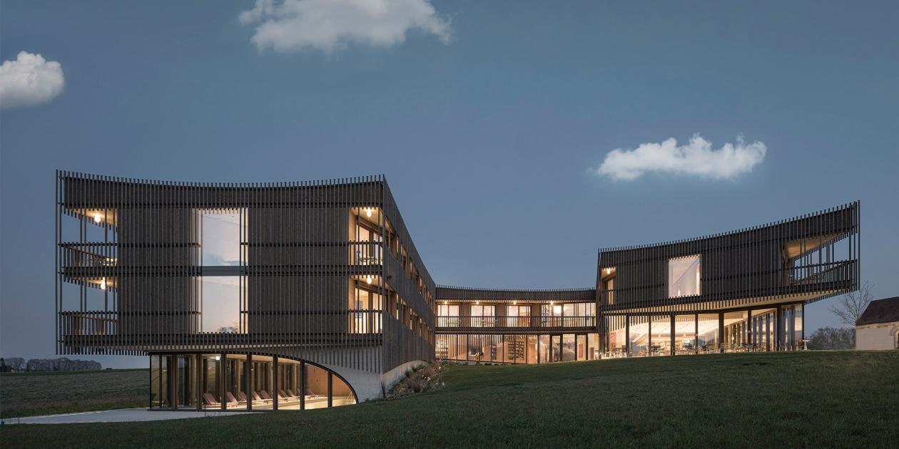 Centro médico integral La Pierre Blanche en Suiza