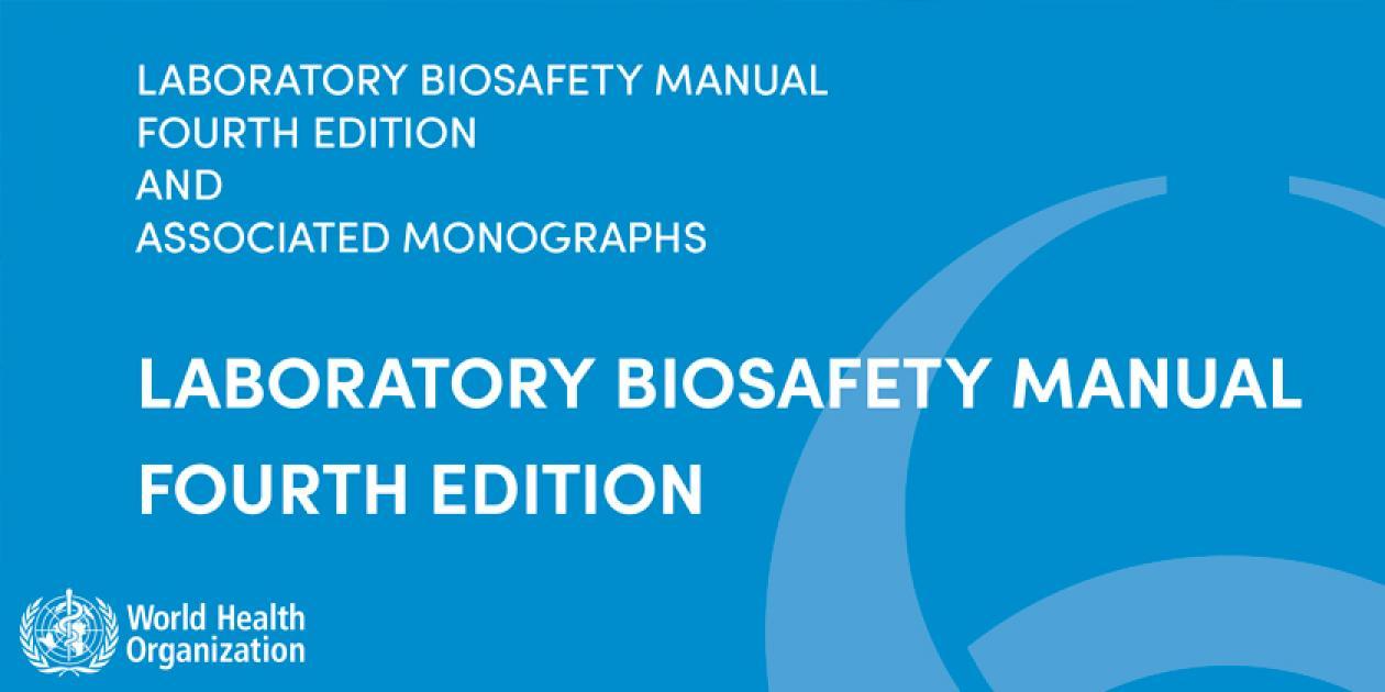 Manual de bioseguridad en el laboratorio 4ª edición