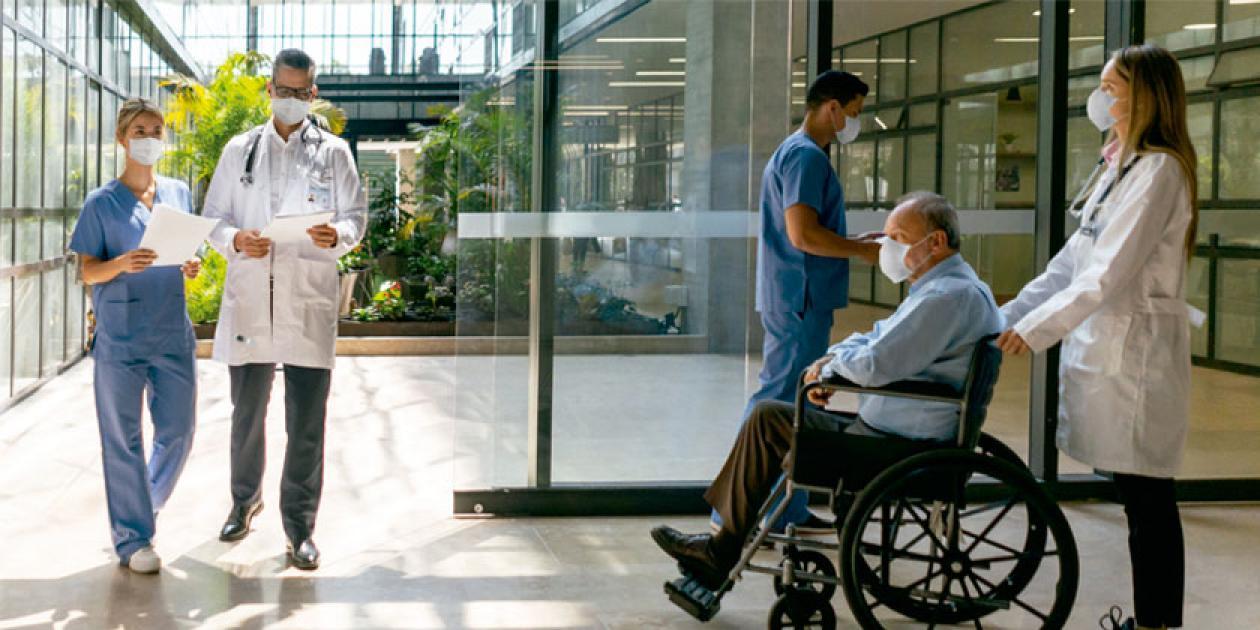 El hospital resiliente a pandemias
