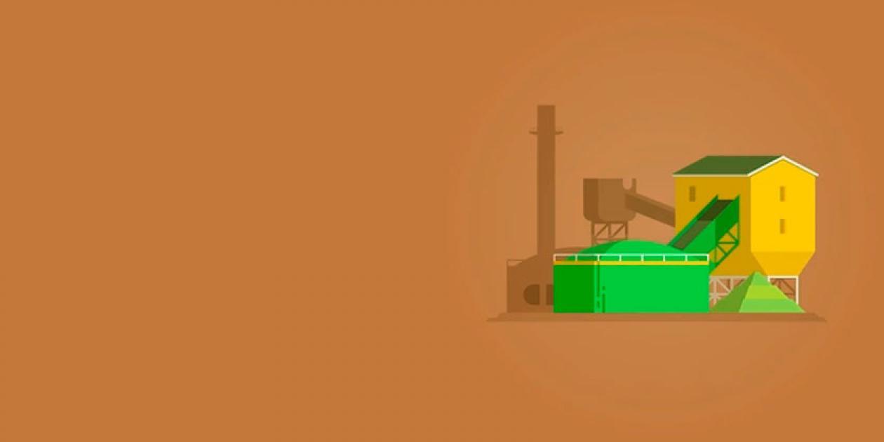 Conexión de un hospital a una red de calor de biomasa