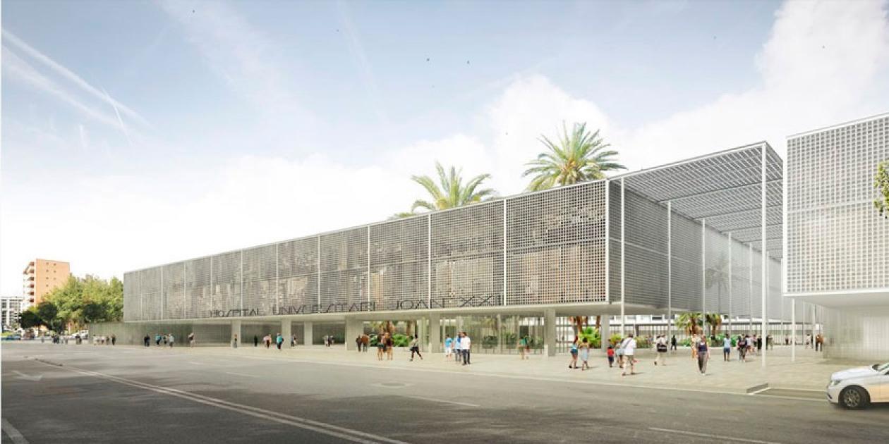 Salut presenta el proyecto ejecutivo del nuevo Hospital Joan XXIII
