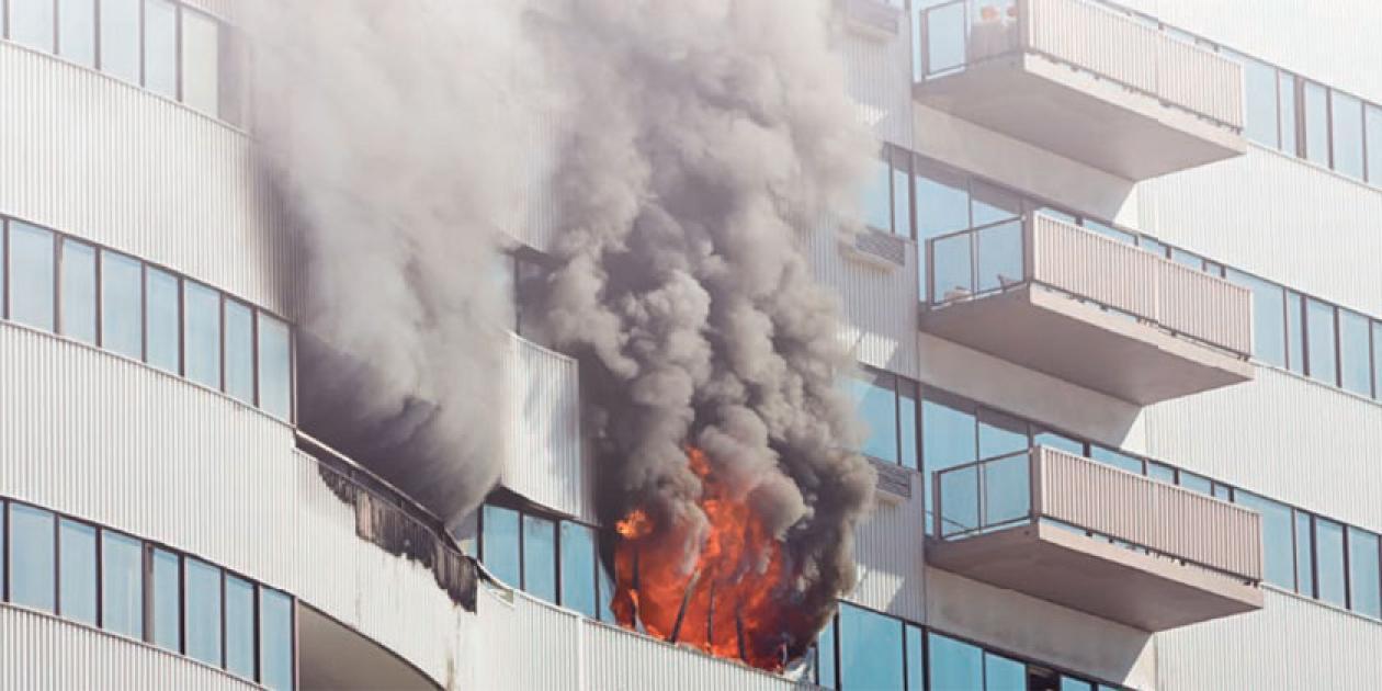 Guía técnica básica del mantenimiento de los sistemas de protección pasiva en las instalaciones contra incendios