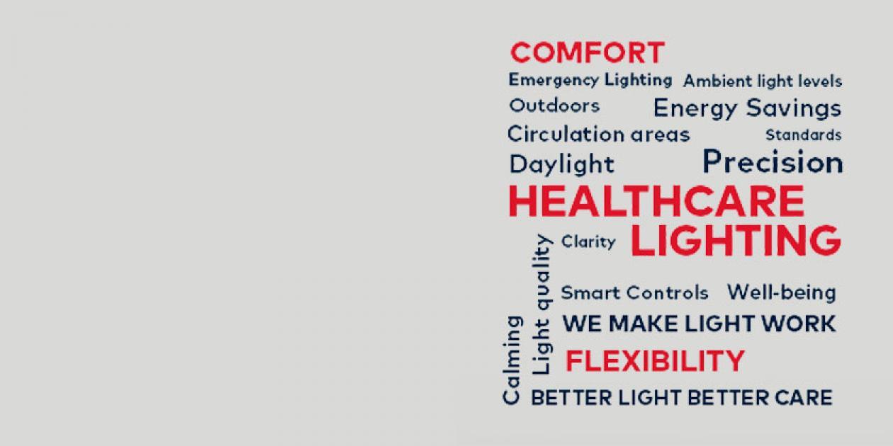10 preguntas que debemos hacernos ante un proyecto de iluminación hospitalaria