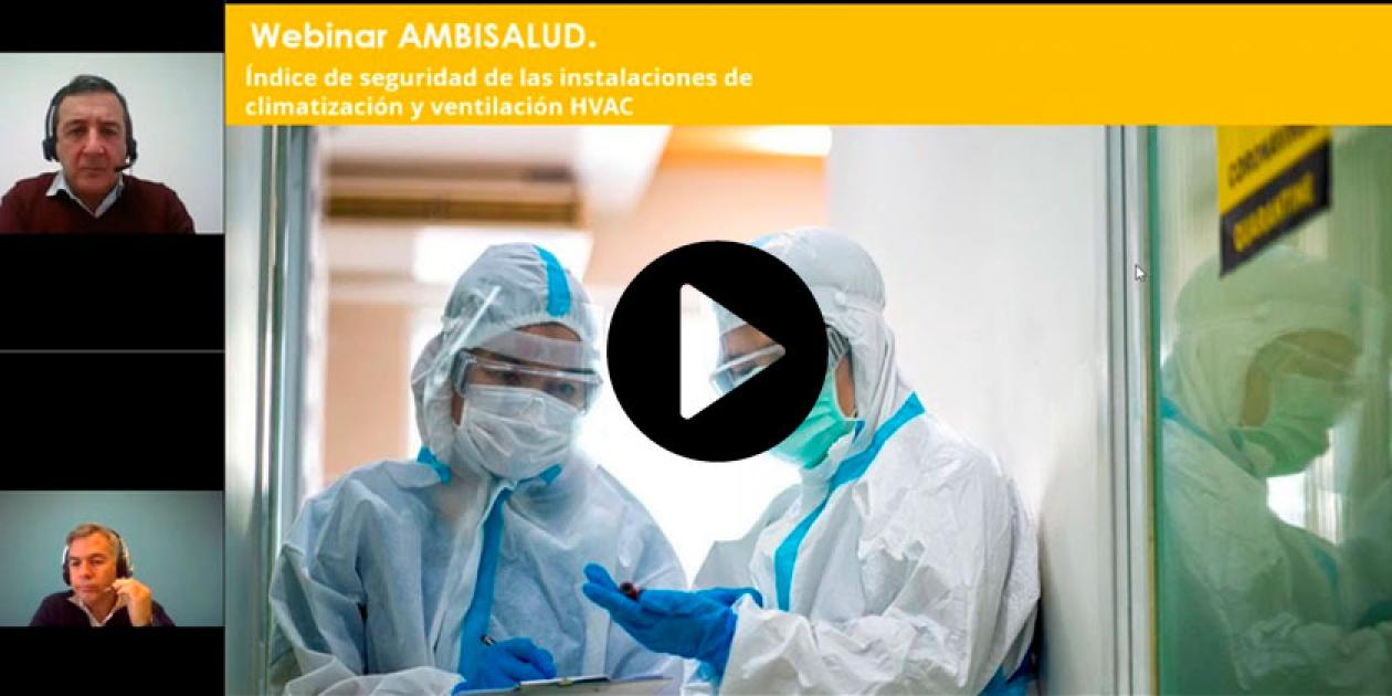 Índice de seguridad de las instalaciones de climatización y ventilación HVAC en hospitales