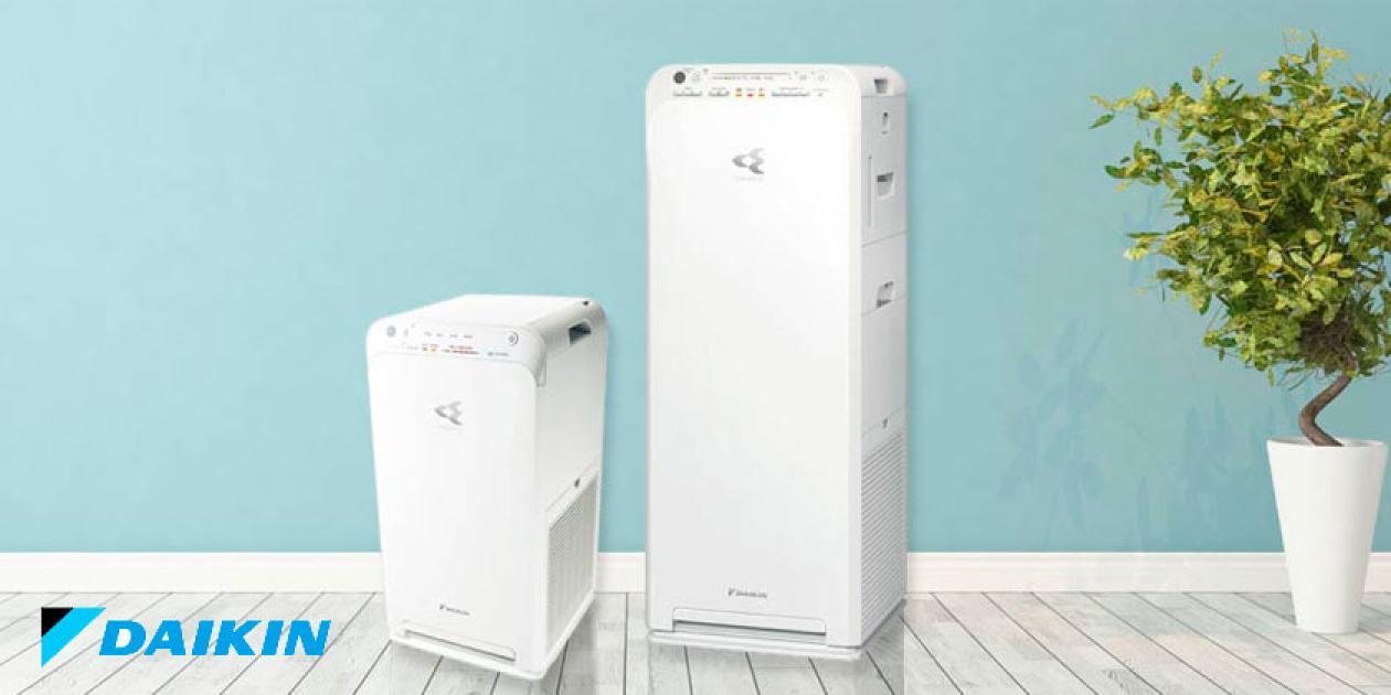 Daikin presenta nuevas soluciones de purificación de aire