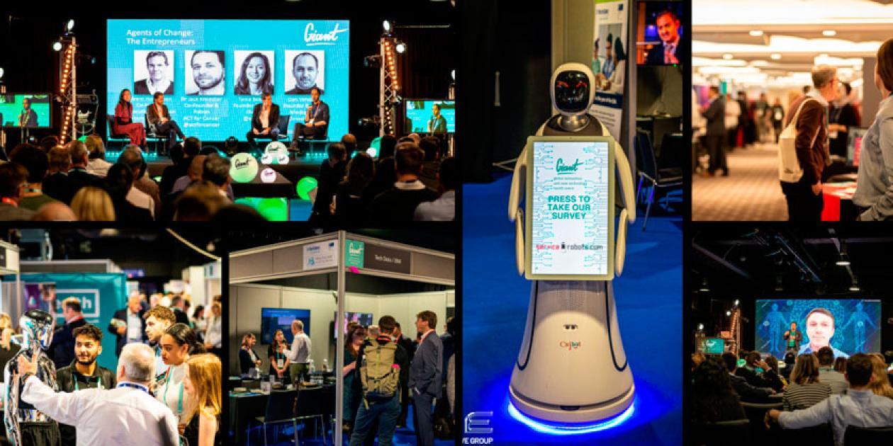 GIANT Health 2021 – Semana Europea de innovación en tecnología de la salud