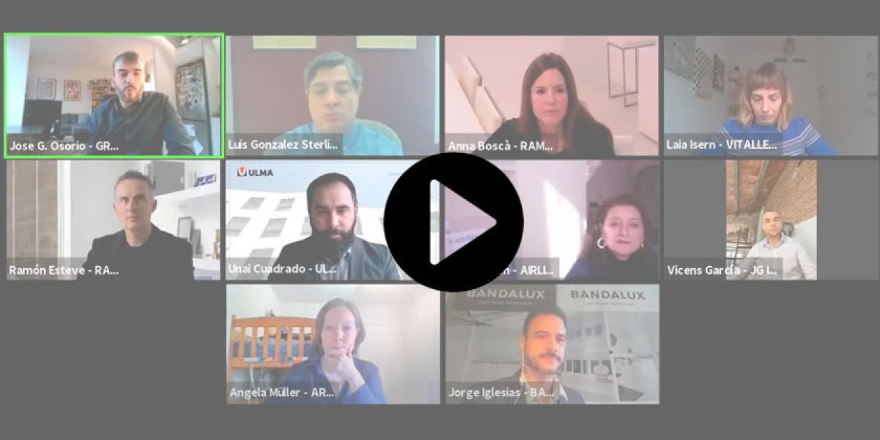 Webinar: Arquitectura Hospitalaria y Sanidad