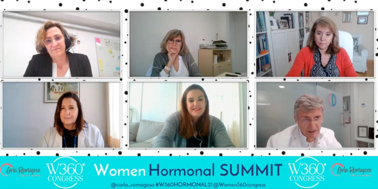 La presencia de la tecnología en los trastornos hormonales de la mujer en el Women Hormonal Summit
