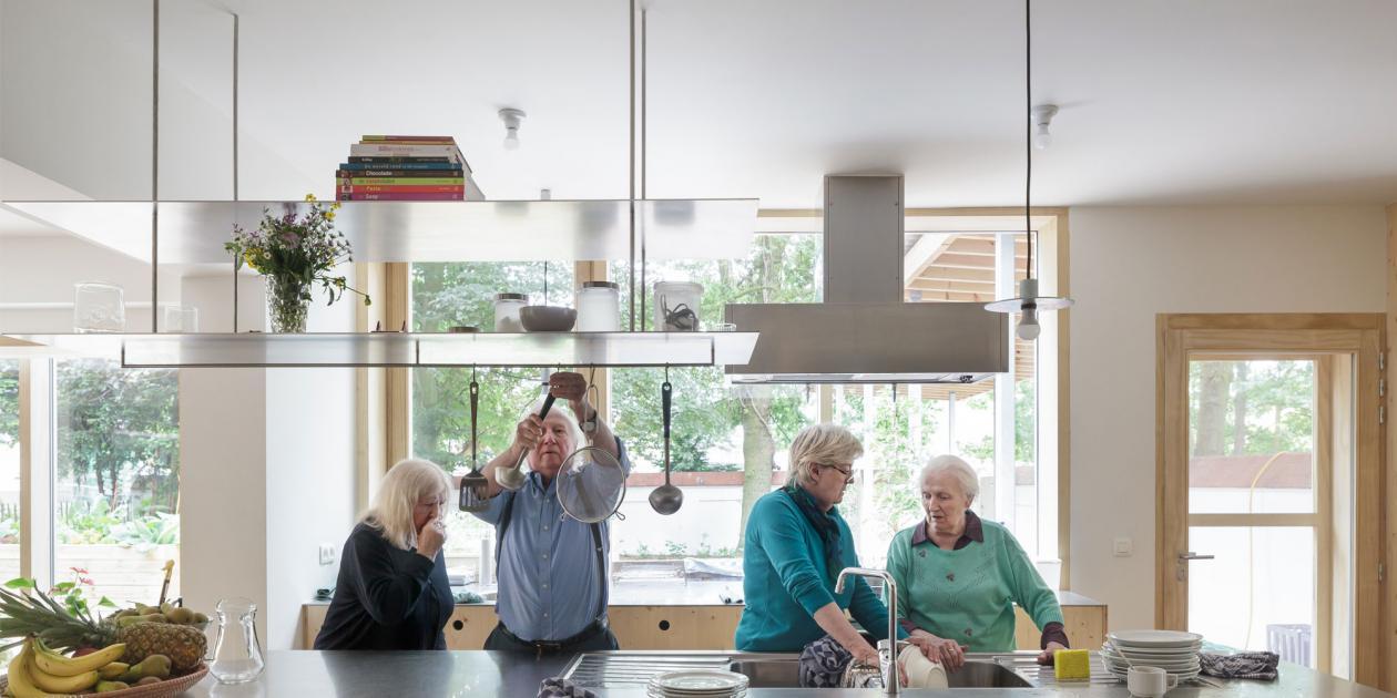 Centro para personas con demencia Huis Perrekes en Oosterlo