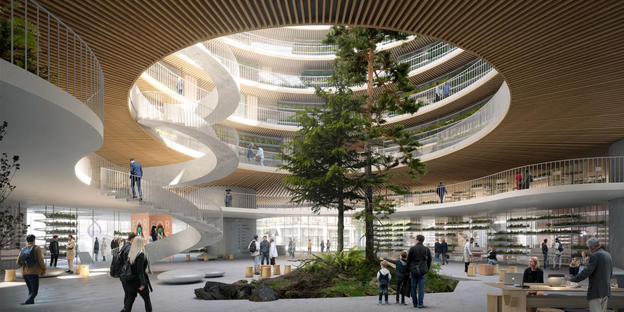 Centro de Investigación en Ciencias de la salud y la vida en Estocolmo