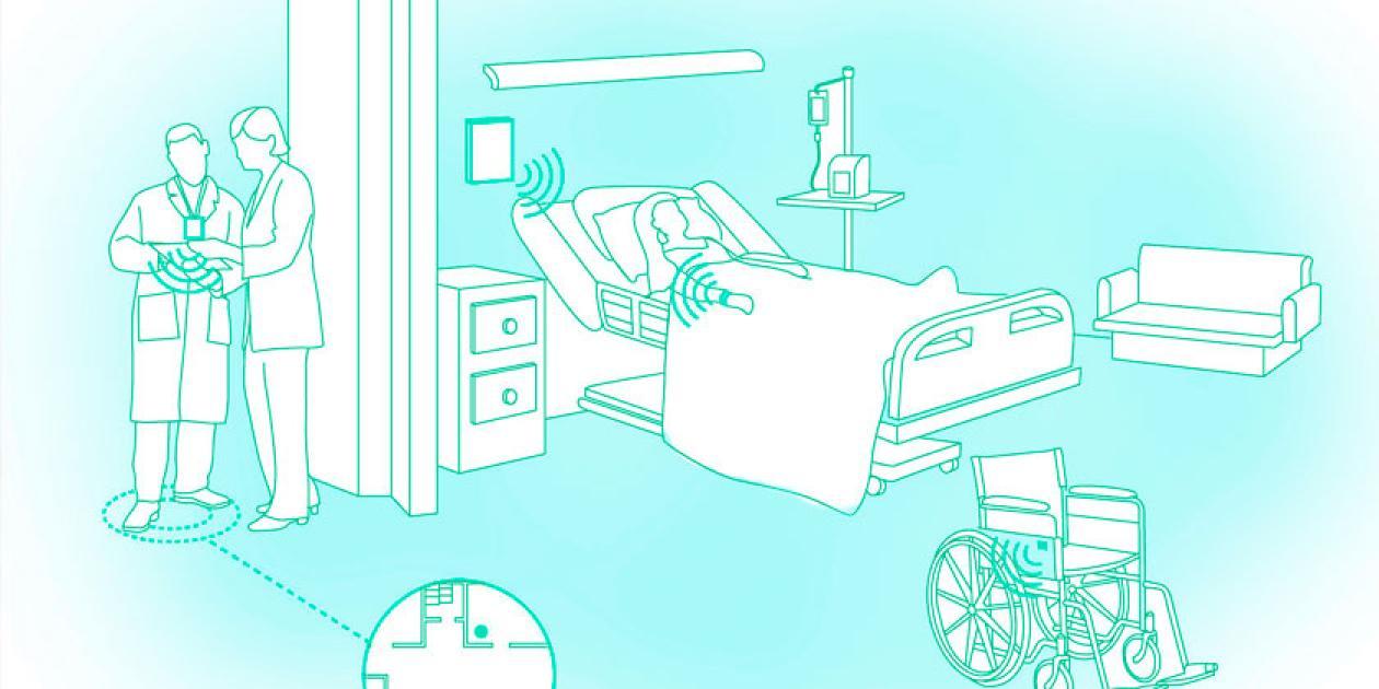 Evaluación de campos electromagnéticos originados por infraestructuras inteligentes en hospitales