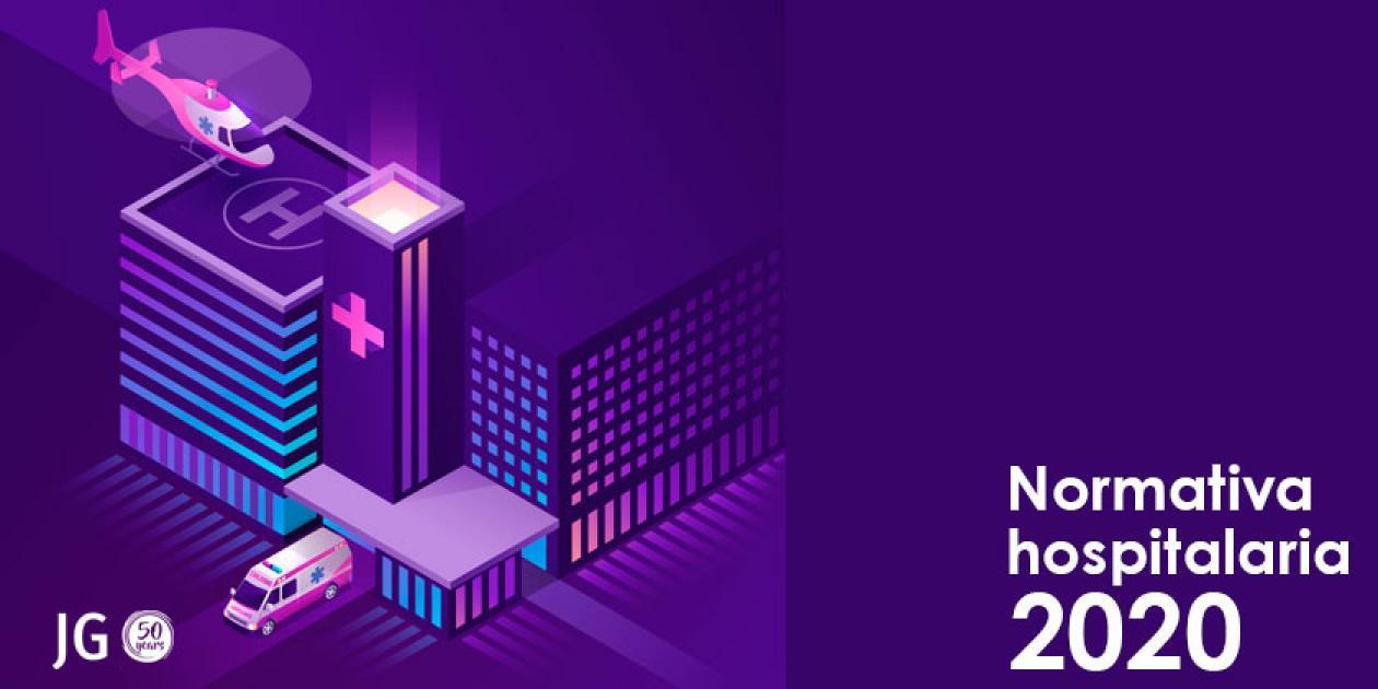 Relación normativa hospitalaria 2020