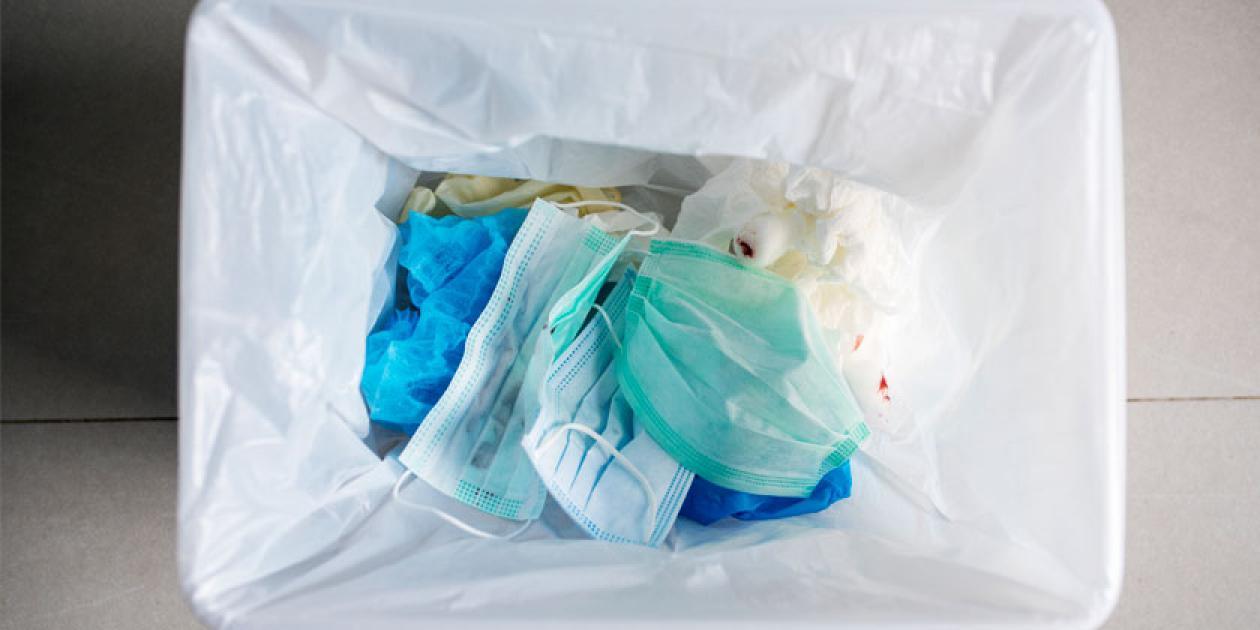 La economía circular y la gestión de residuos sanitarios en tiempos de pandemia