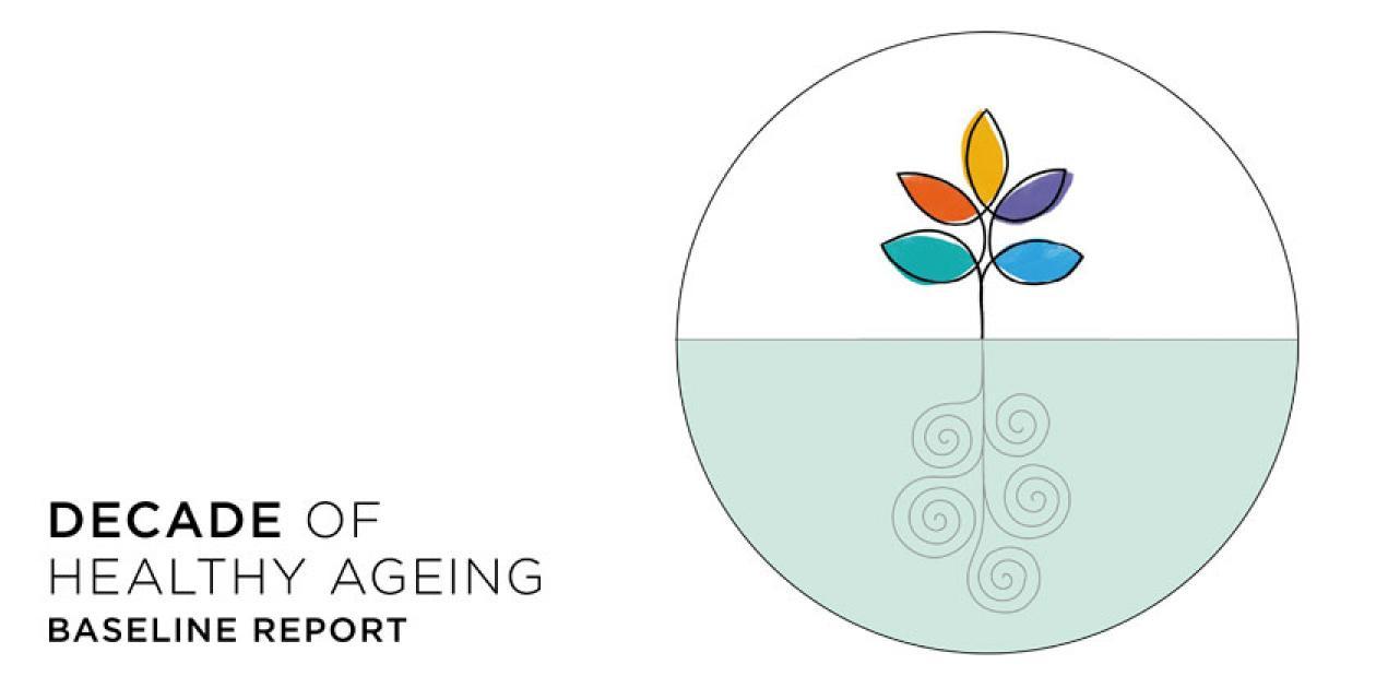 Informe de referencia para el envejecimiento saludable