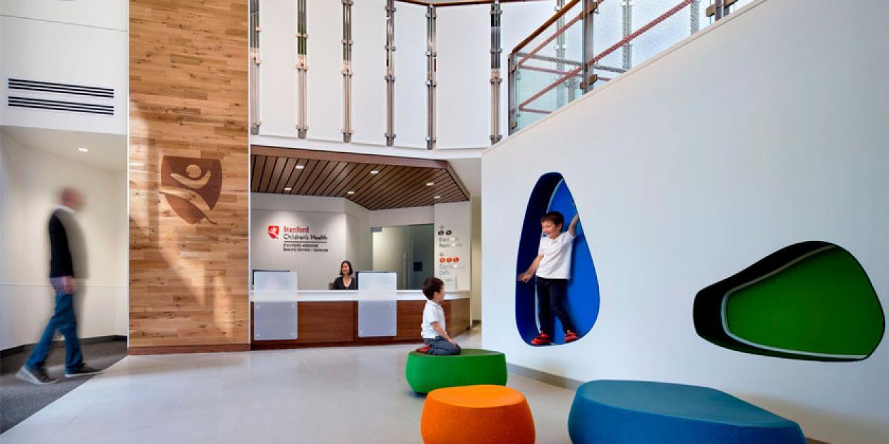 Diseñar espacios sanitarios pediátricos para la neurodiversidad
