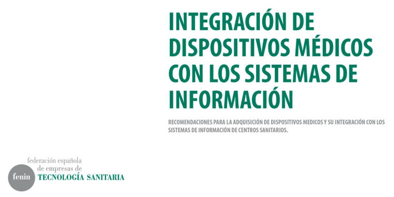 Integración de dispositivos médicos con los sistemas de información