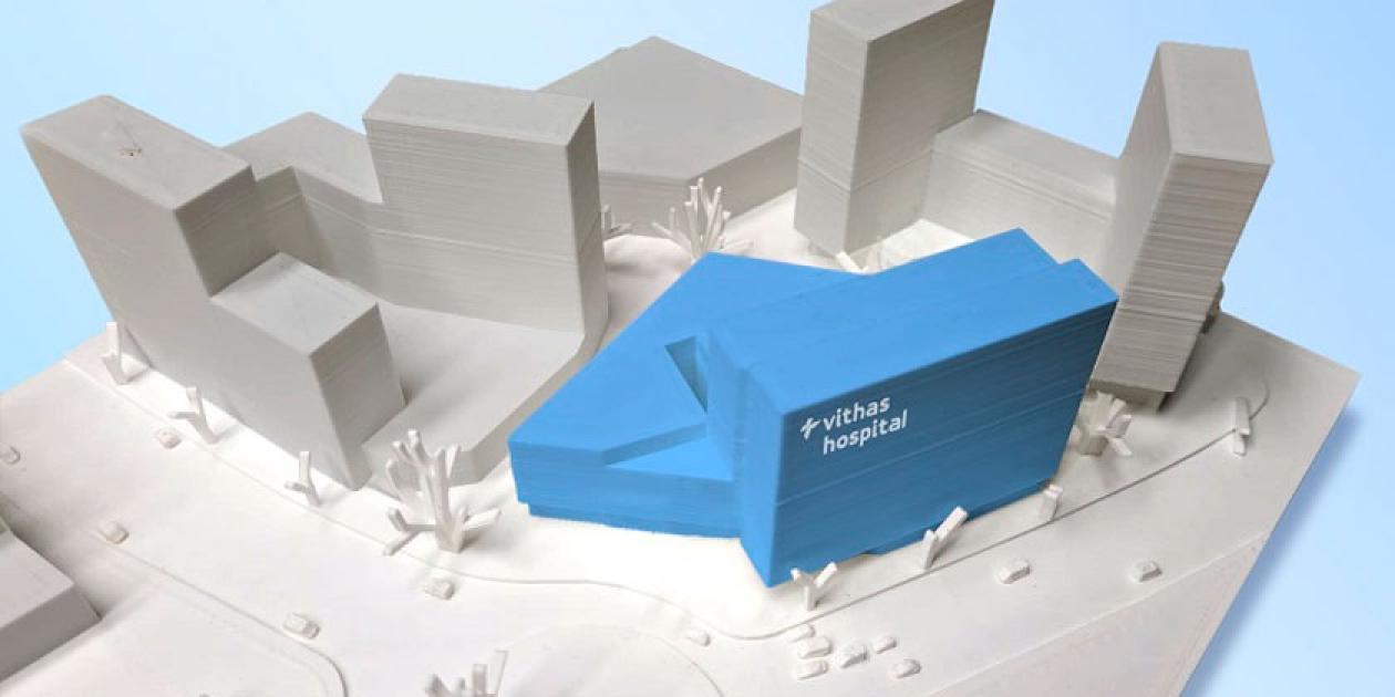 Vithas construirá un nuevo hospital en Barcelona