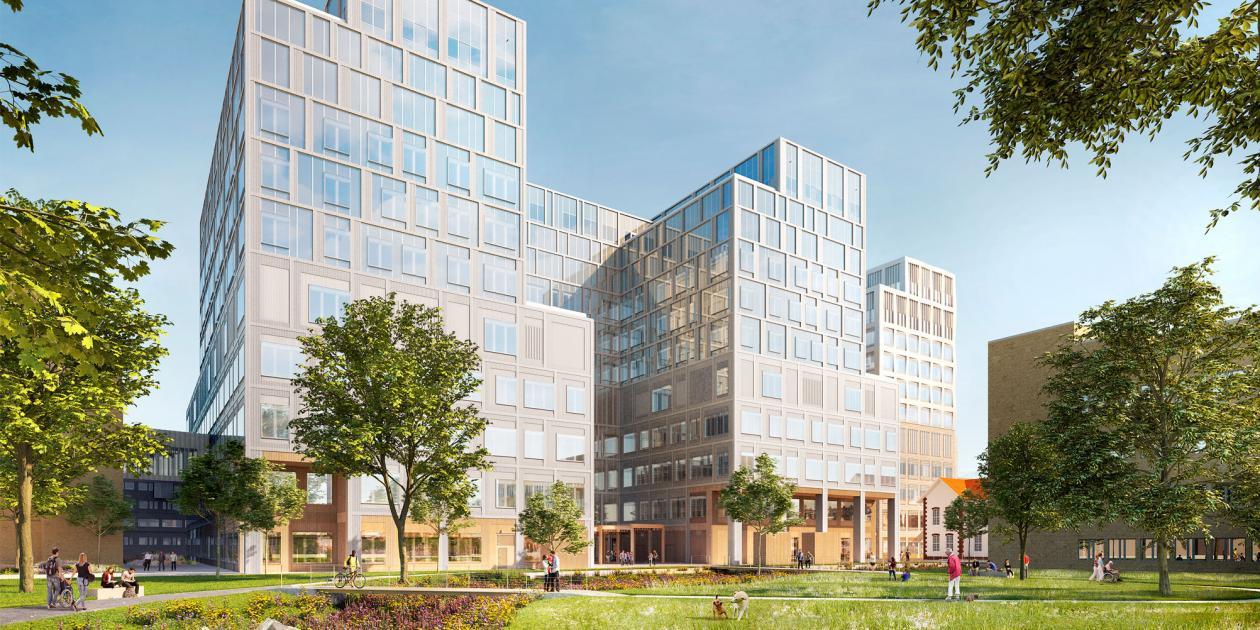 Nuevo hospital de Malmö