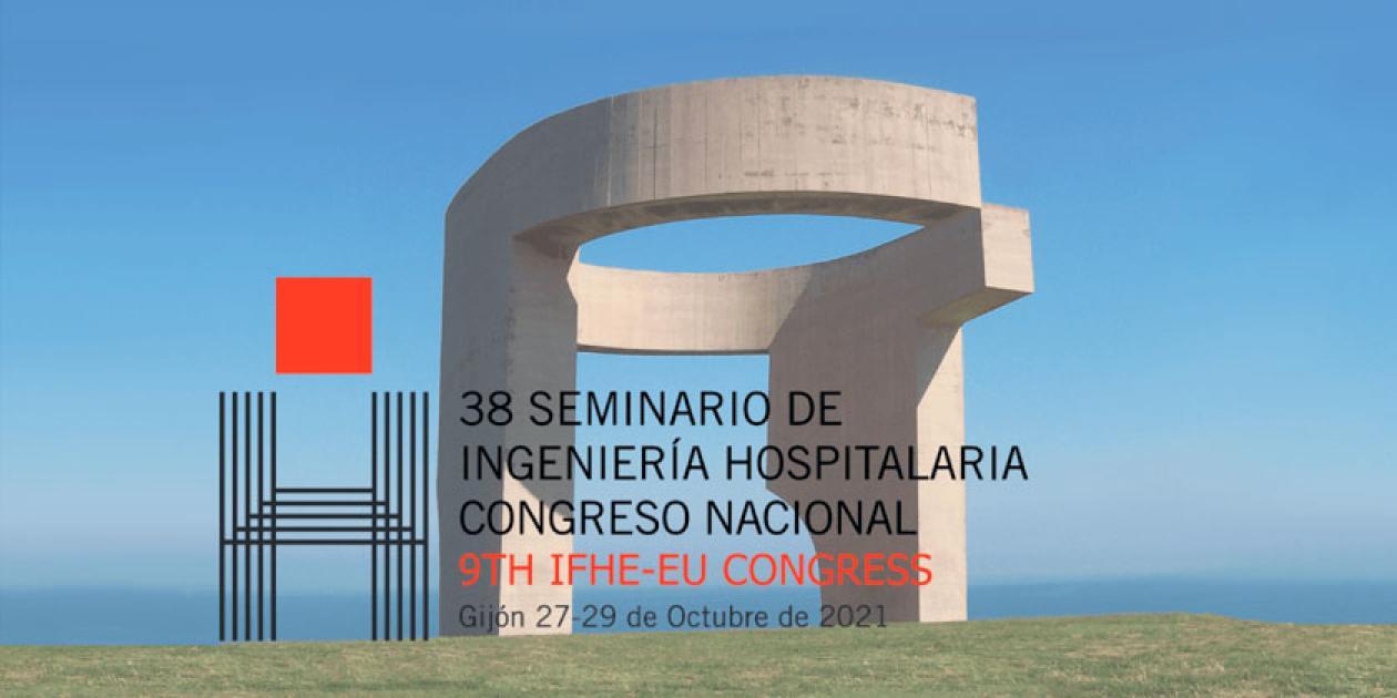38 Seminario de Ingeniería Hospitalaria en Gijón