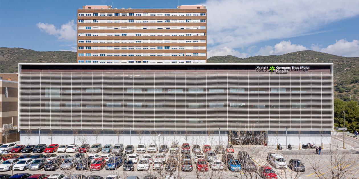 Edificio hospitalario polivalente en el Hospital Germans Trías i Pujol de Badalona