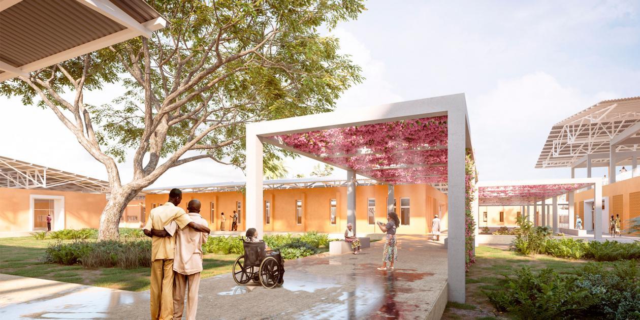 Centro Nacional de Tratamiento de Emergencias y Laboratorio en Farato