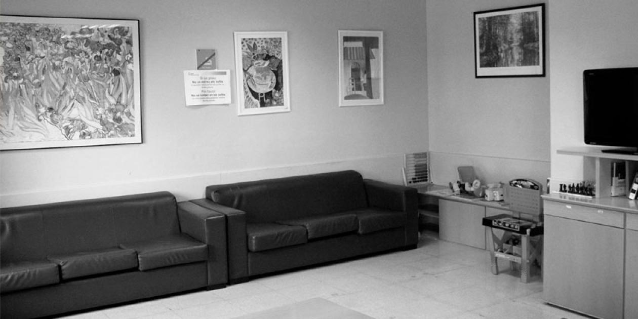 Intimidad en las Unidades de Cuidados paliativos integradas en centros sanitarios en Cataluña