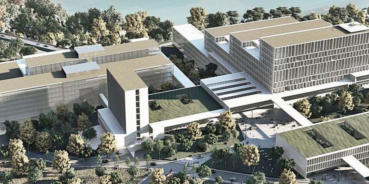 La ampliación del Hospital Universitario de A Coruña prevé entrar en funcionamiento en 31 meses