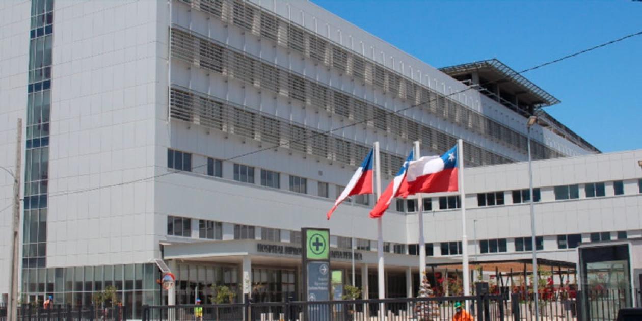 BENDER Chile con su concepto de Smart Hospital presente en el Primer Hospital con Certificación de Edificio Sustentable en Chile