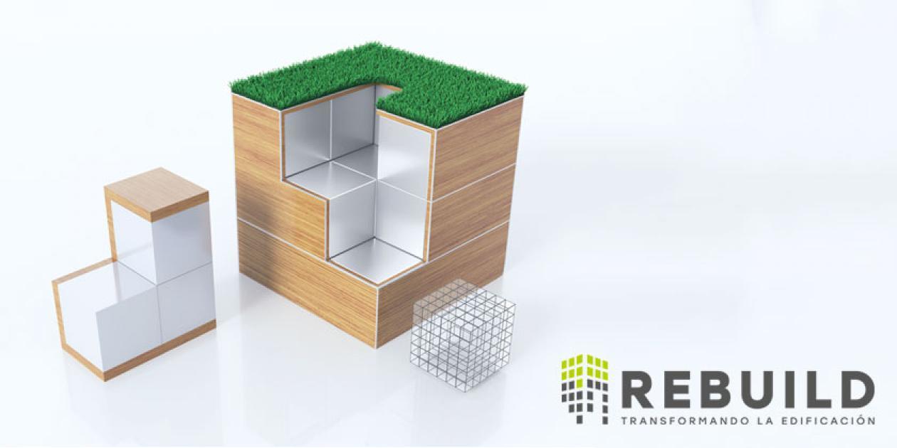 Rebuild: Congreso Nacional de Arquitectura Avanzada y Construcción 4.0