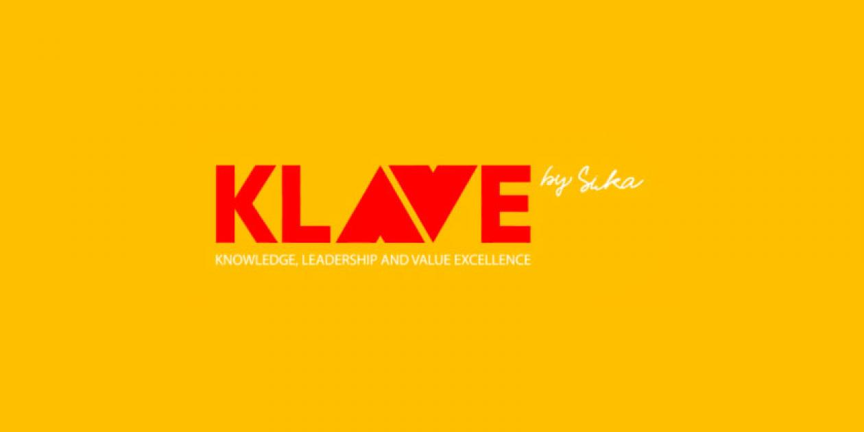 SIKA presenta KLAVE su nuevo concepto de atención integral para profesionales del sector