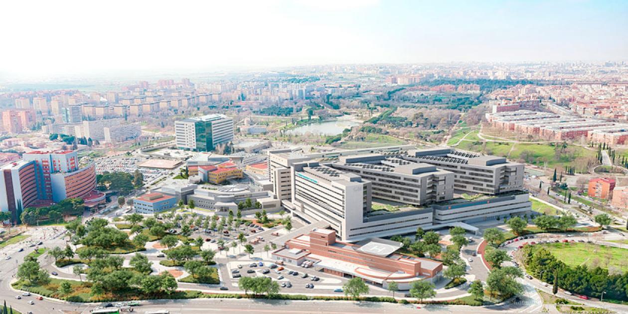 Sacyr construirá el nuevo edificio del Hospital Universitario 12 de octubre de Madrid