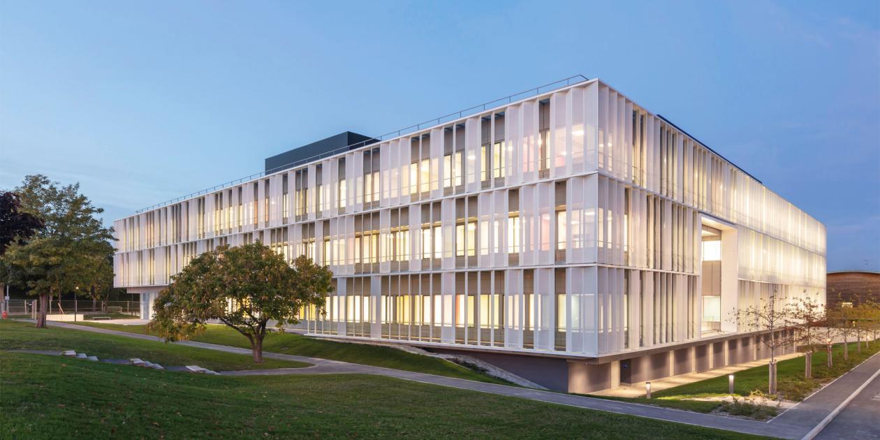 Laboratorios de biología y anatomía patológica del Hospital Universitario de Reims