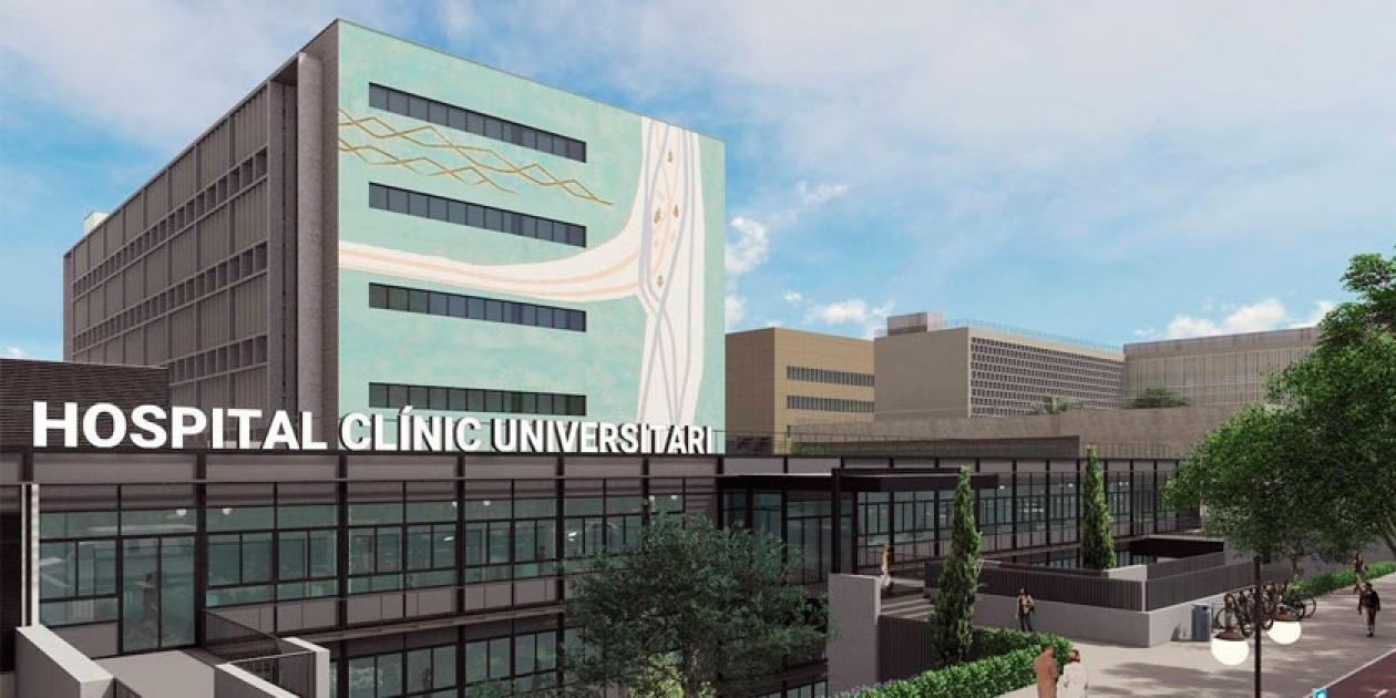 Adjudicada la ampliación del Hospital Clínico de Valencia